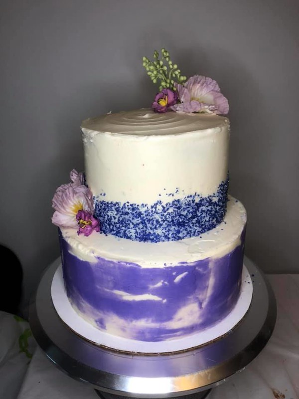 Cake by Just Jana's Confections