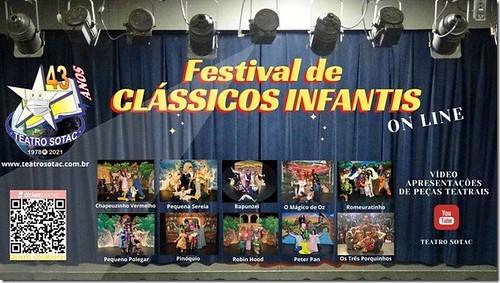 XXVII Festival de Clássicos Infantis ON LINE