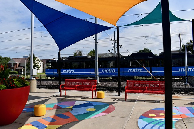 Transit Stop Transformation Project at Emerson Park Transit Center