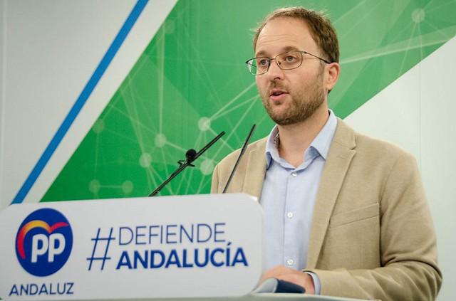 Erik Domínguez - Archivo PP Andaluz