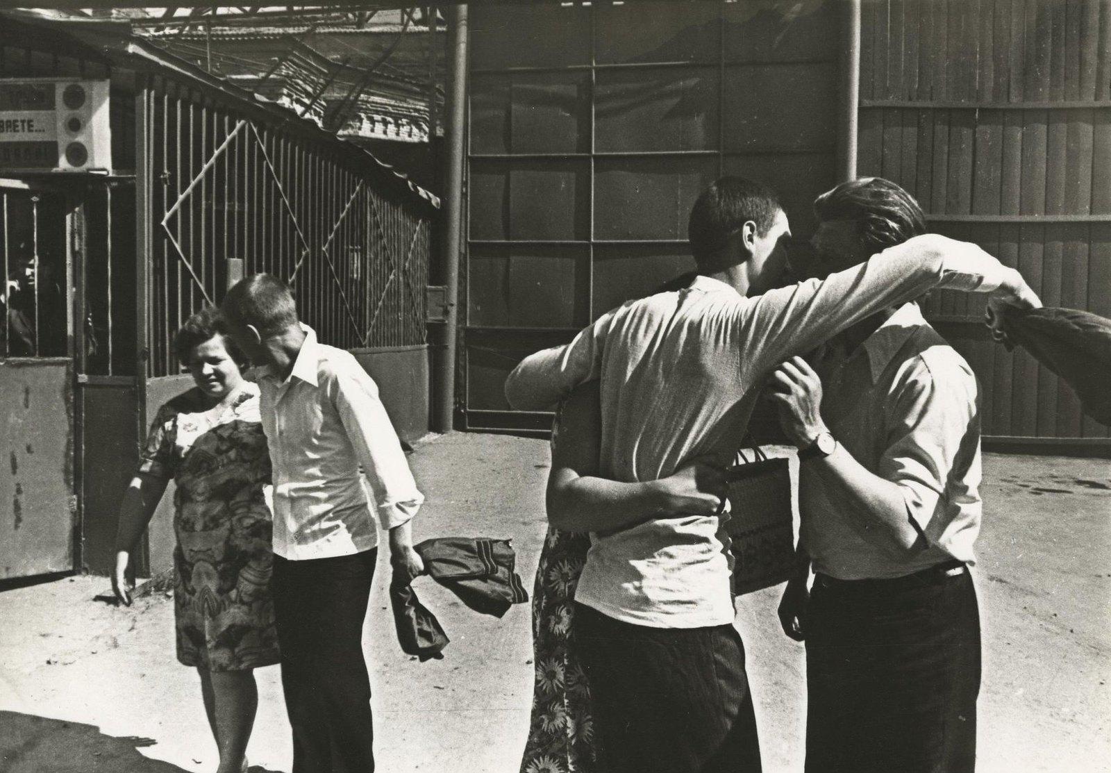 1978. Исправительно-трудовая колония. Срок позади