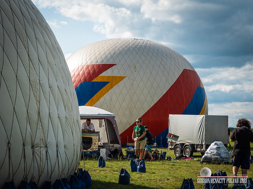 64th Gordon Bennett Cup -  FAI World Long Distance Gas Balloon Championship