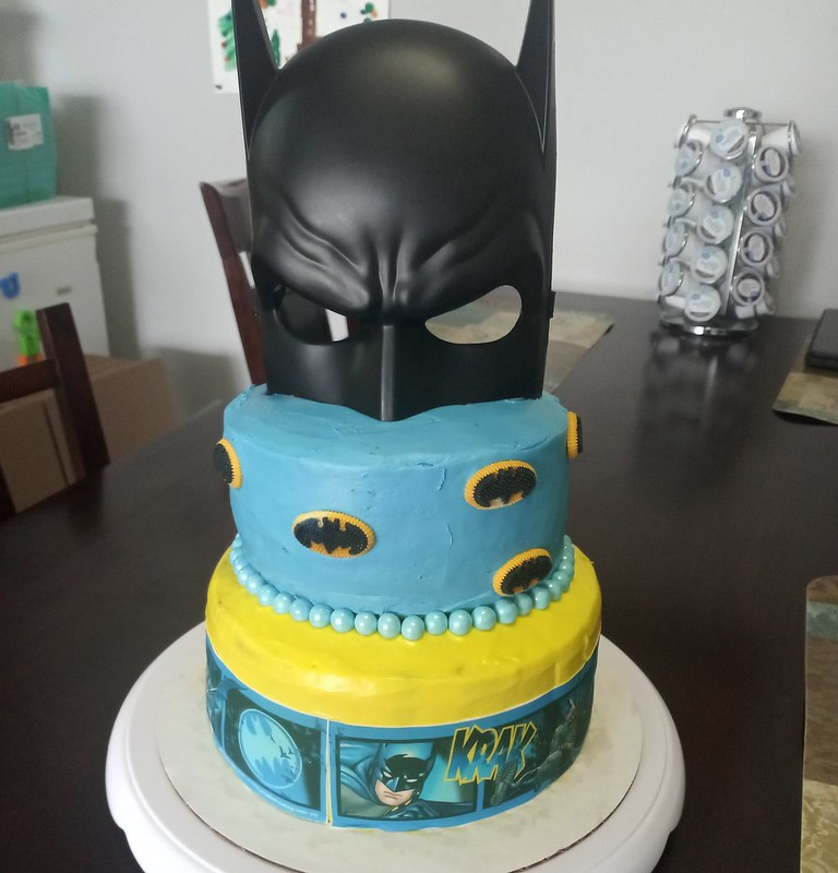 Cake by Lite The Candles Bakery