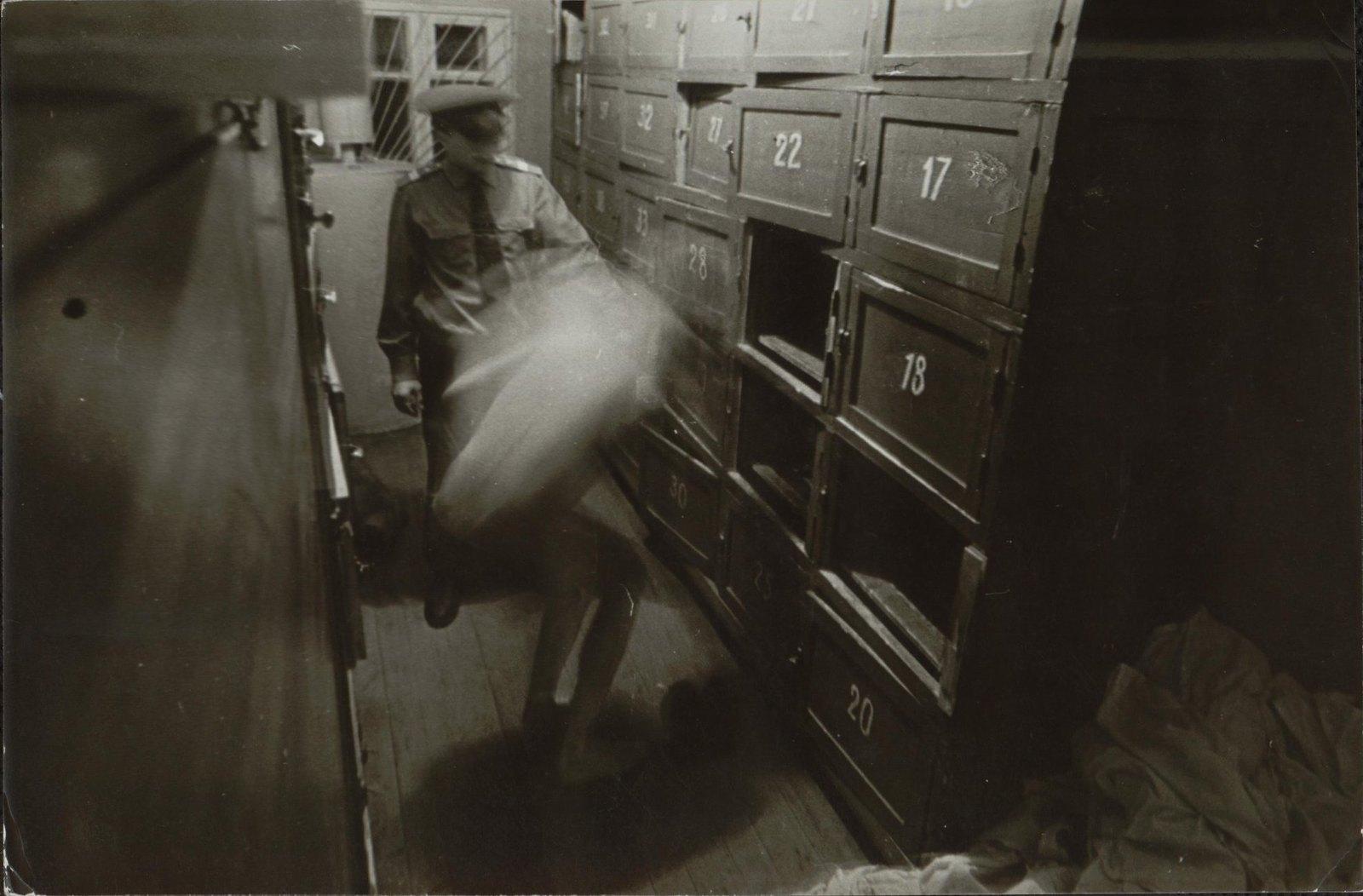 1980. Вытрезвитель в Череповце1