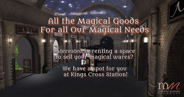 Attention Wizarding Designers!