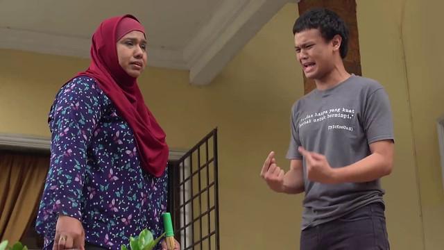 Drama Bersiri Ali Alia