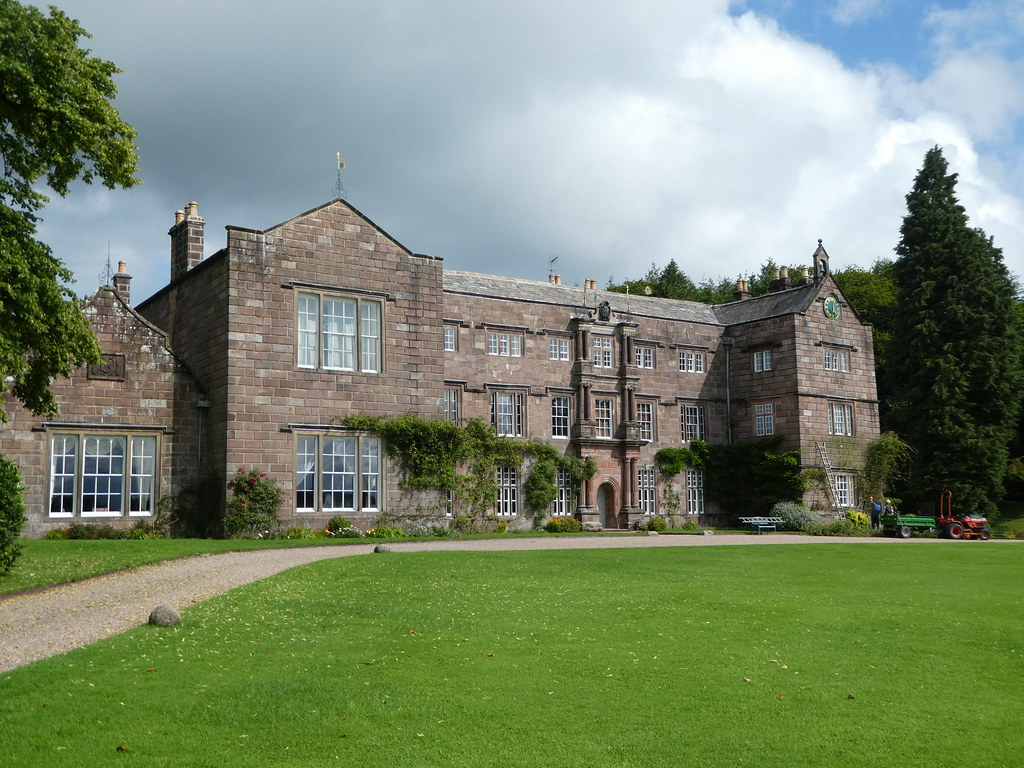 Browsholme Hall, Forest of Bowland