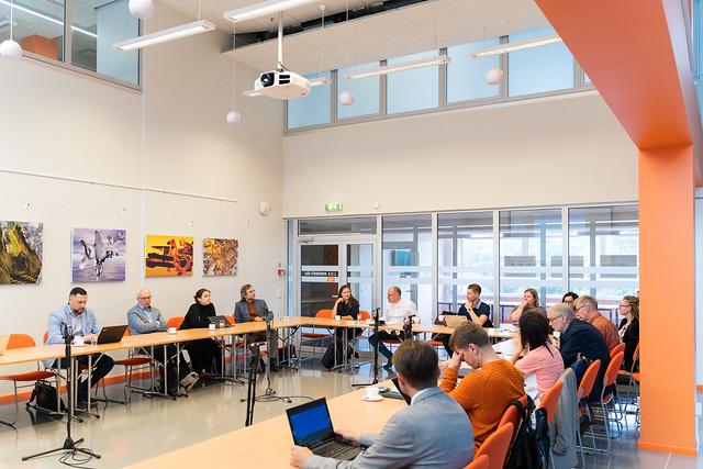 CERN Latvijas grupas sanāksme 20.08.2021. RTU Zinātniskajā bibliotēkā