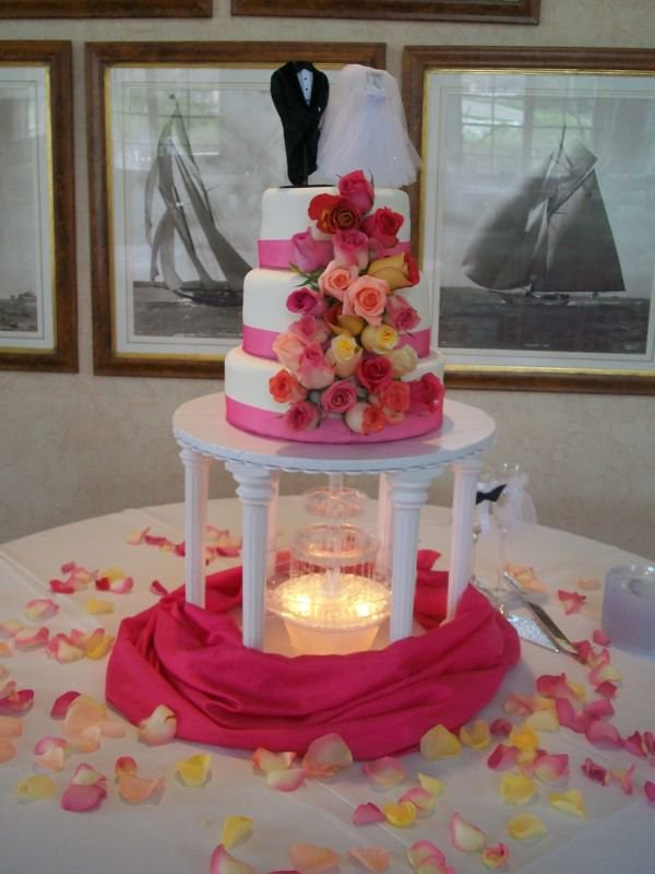 Cake by Sweet Addictions Bakery