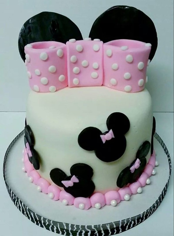 Cake by Blissful Cupcakery