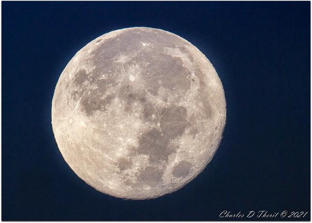 An August Moon
