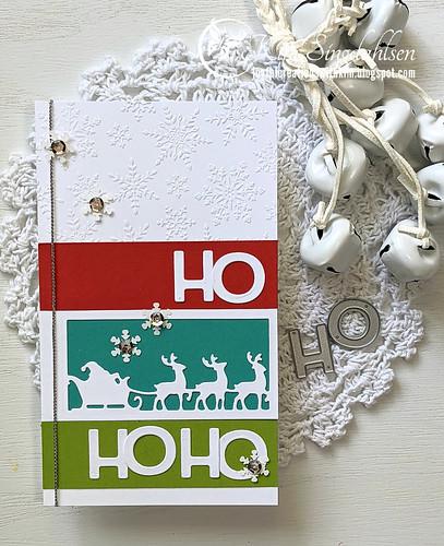Giving Gifts Ho Ho Ho