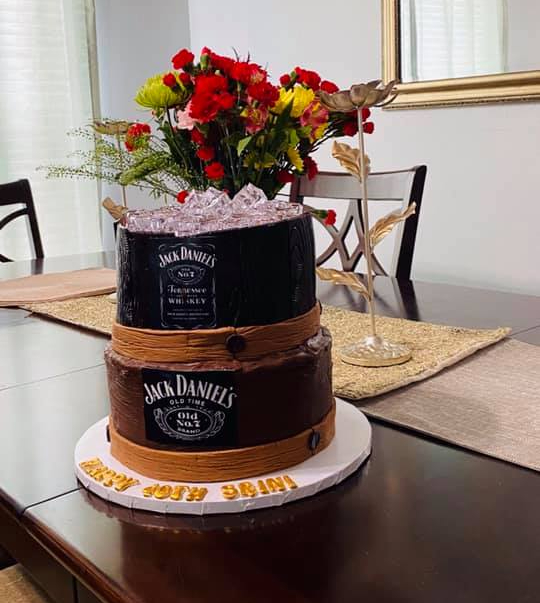 Cake by Sweet Addictions