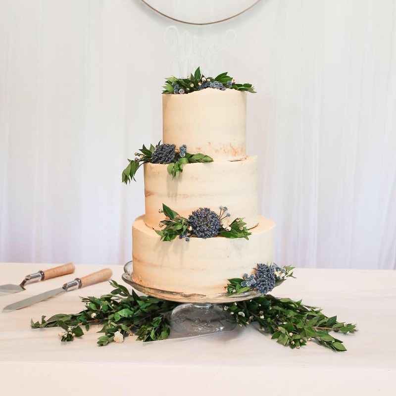 Cake by The Beehive Bakery