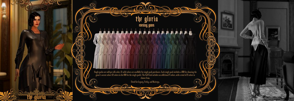 """""""The Gloria"""" @ The Warehouse Sale August 2021"""
