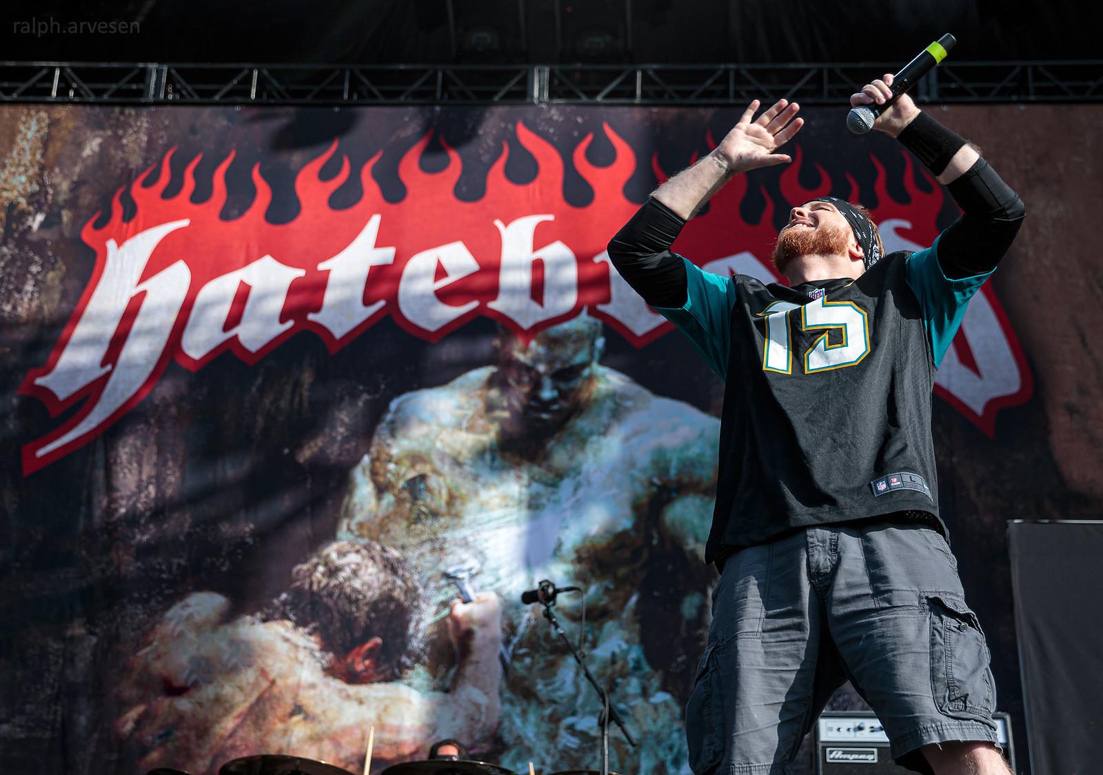 Hatebreed | Texas Review | Ralph Arvesen