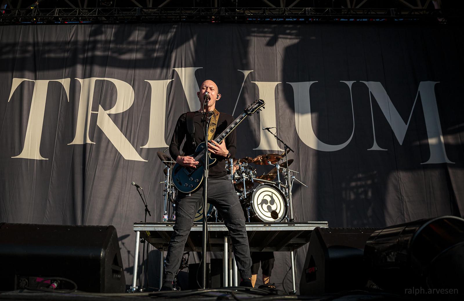 Trivium | Texas Review | Ralph Arvesen