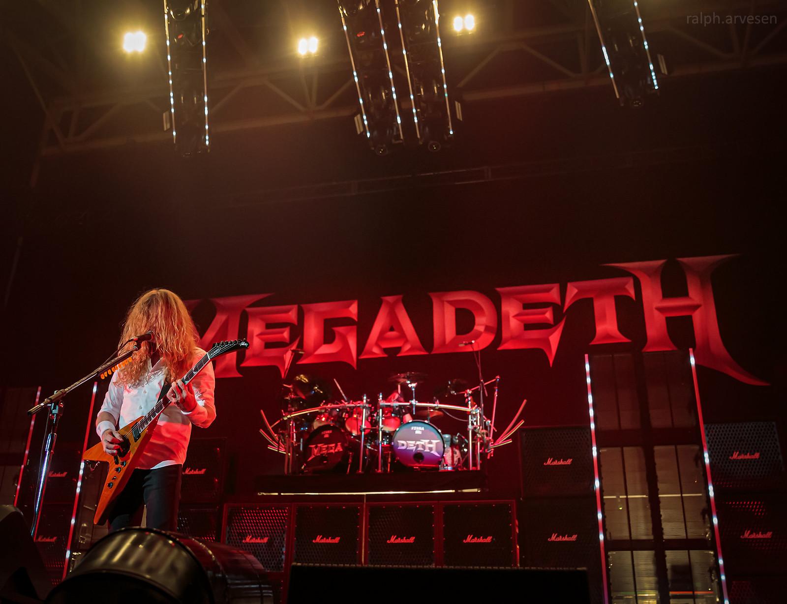 Megadeth | Texas Review | Ralph Arvesen