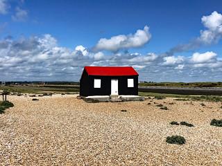 Fisherman's Hut - Rye Harbour