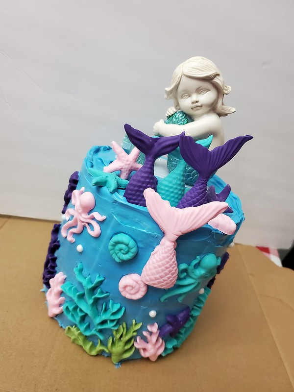 Cake by Mae's Sweet Treats