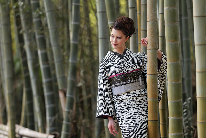 The Beauty of Japanese Bamboo Groves