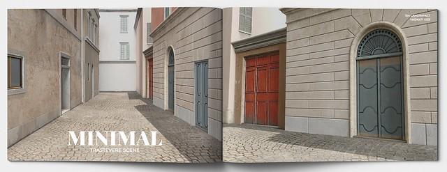 MINIMAL - Trastevere Scene