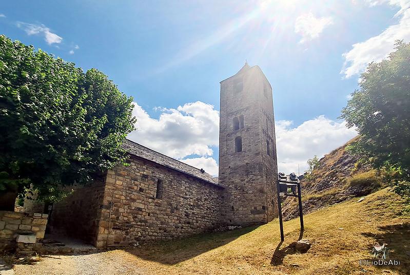 Conociendo el Románico de la Vall de Boí, Patrimonio de la Humanidad 28