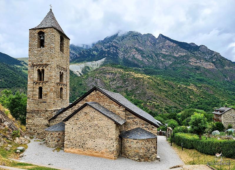 Conociendo el Románico de la Vall de Boí, Patrimonio de la Humanidad 26