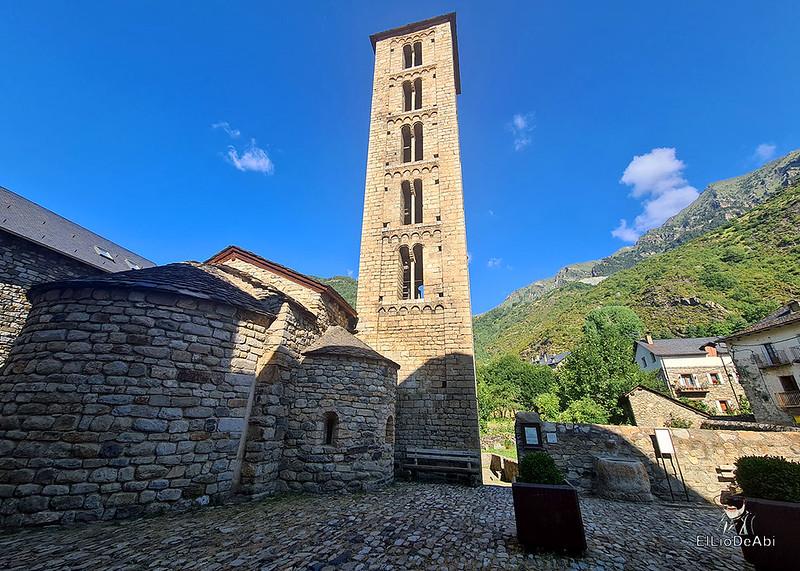 Conociendo el Románico de la Vall de Boí, Patrimonio de la Humanidad 7