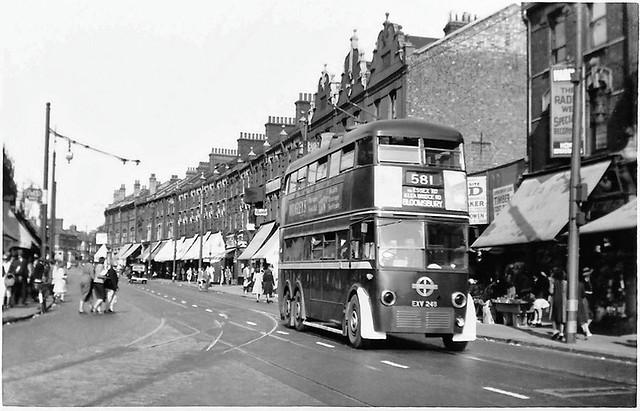 LT trolleybus No. 1248 in Sep 1940