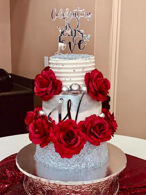 Cake by Miss Nisha's Treats and Eats