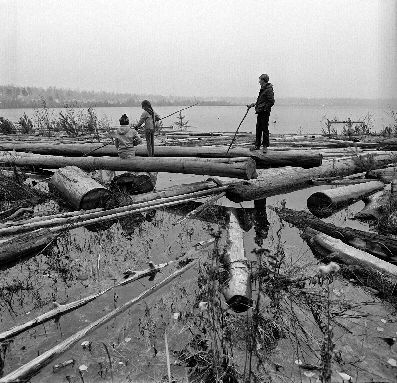 1982. Берега. Братское море