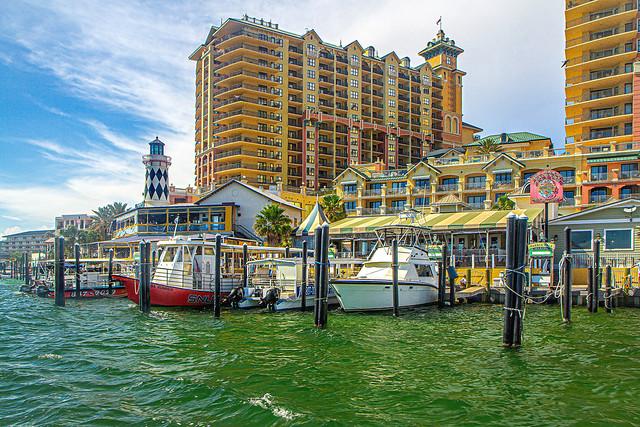 Waterfront Destin Florida #0105