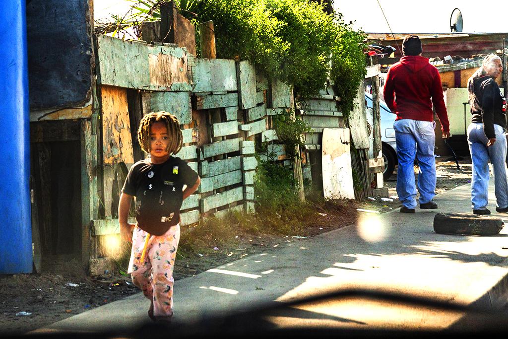 Street scene on 8-23-21--Cape Town 2