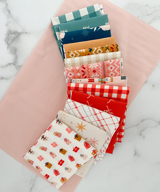 Cozy & Magical Quilt Kit for the Sweet Home QAL 2021