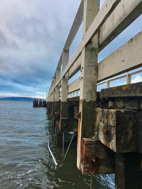 Days Bay Wharf
