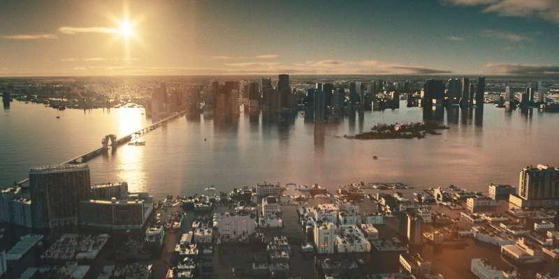 The Reminiscence City