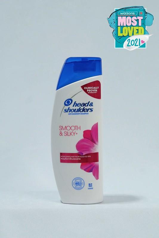 Head & Shoulders Cool Menthol Anti Dandruff Shampoo-min