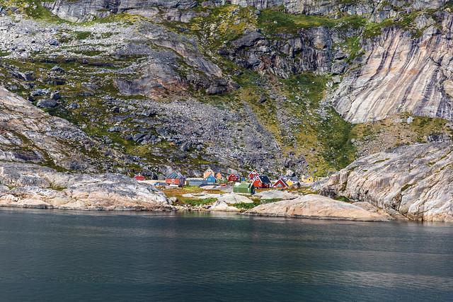 Greenland: Prins Christian Sund 732 - Appilattoq