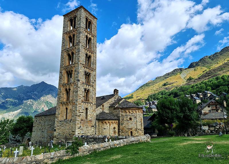 Conociendo el Románico de la Vall de Boí, Patrimonio de la Humanidad
