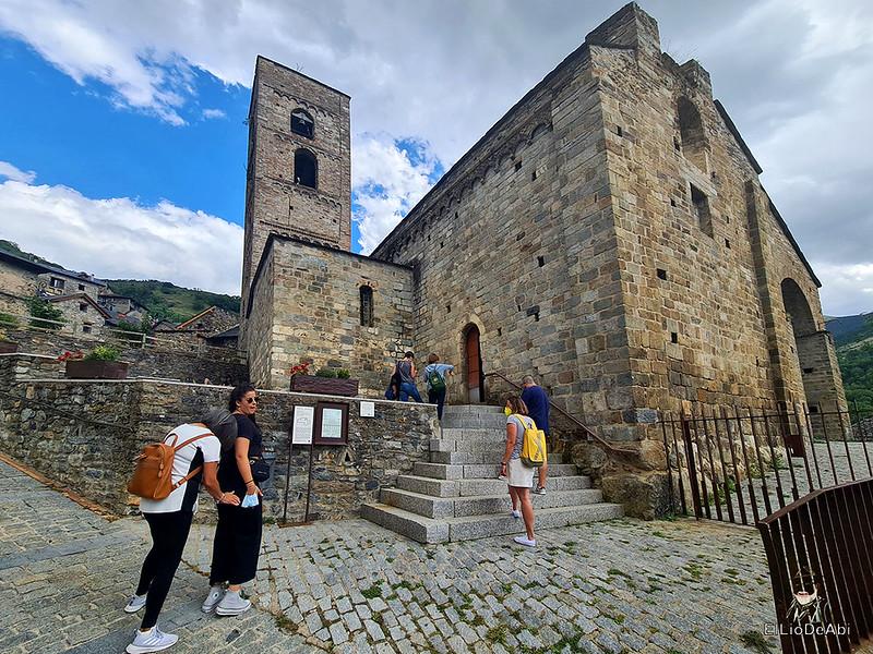Conociendo el Románico de la Vall de Boí, Patrimonio de la Humanidad 32