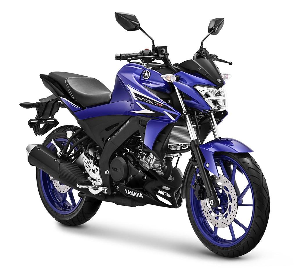 Vixion R Metallic Blue