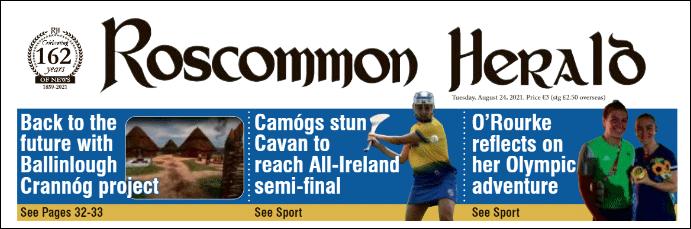 Roscommon Herald 24th August