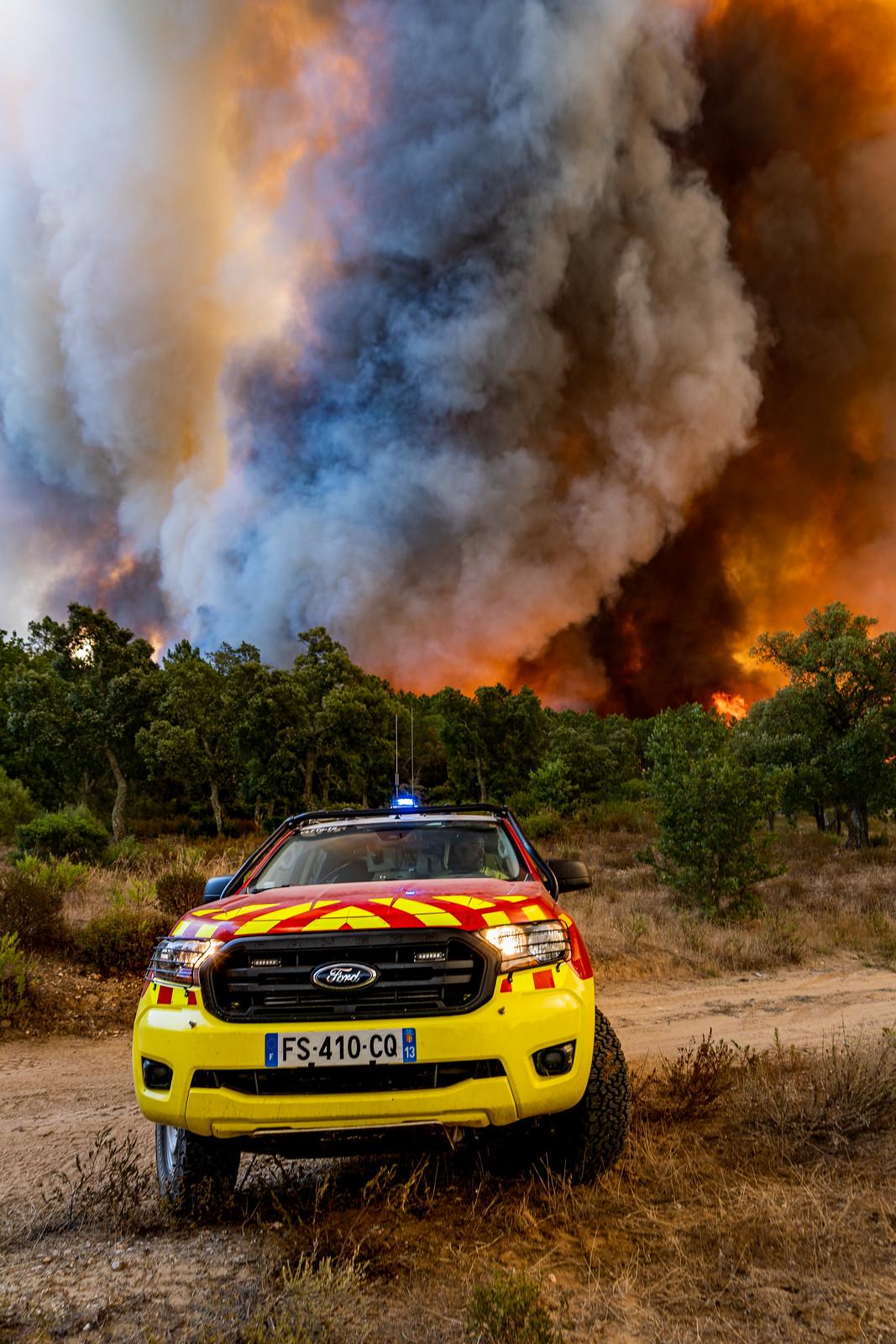 Opérations : Hérault, Vaucluse, Var ou international : les Pompiers13 sur tous les fronts