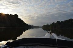 Gabon Lac Onangué