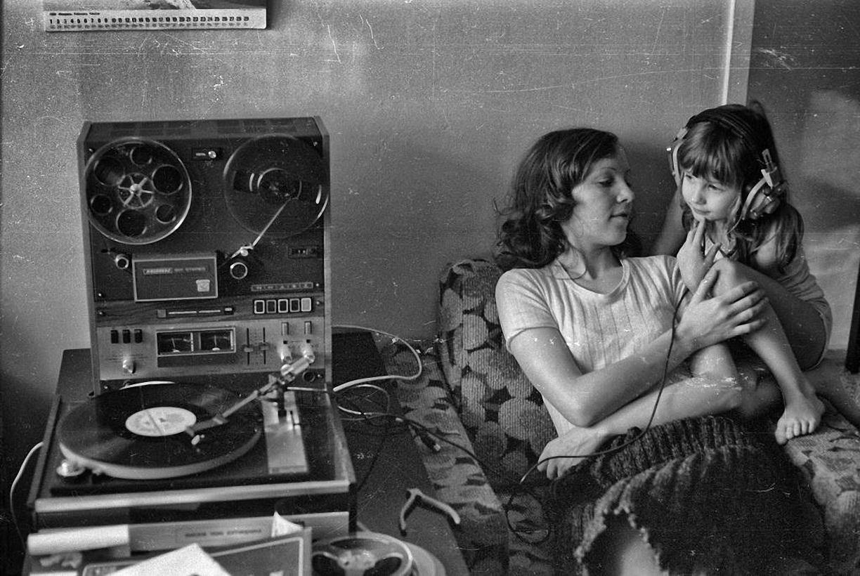 1980. Томск. Правильное воспитание, февраль