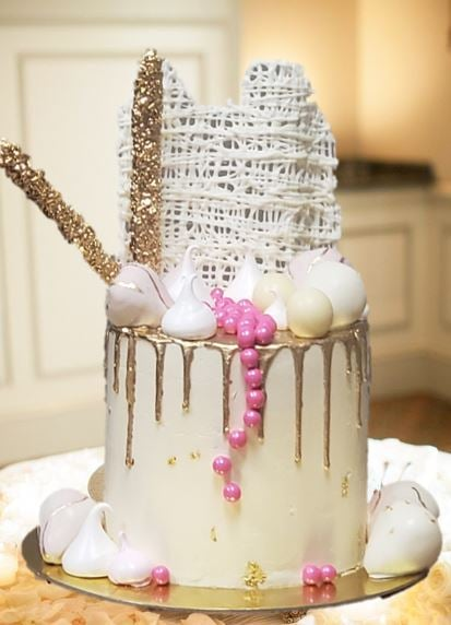 Cake by Busy B's Delight