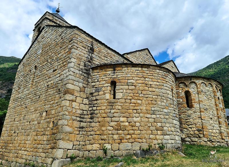 Conociendo el Románico de la Vall de Boí, Patrimonio de la Humanidad 19