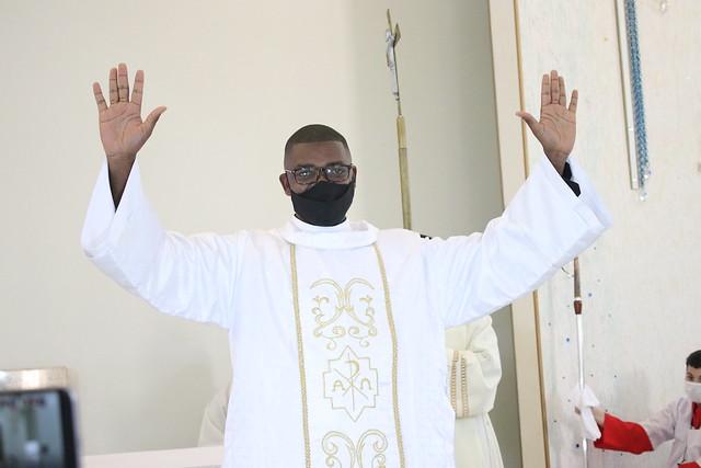 Ordenação Diaconal de Horácio Teodósio Jackson
