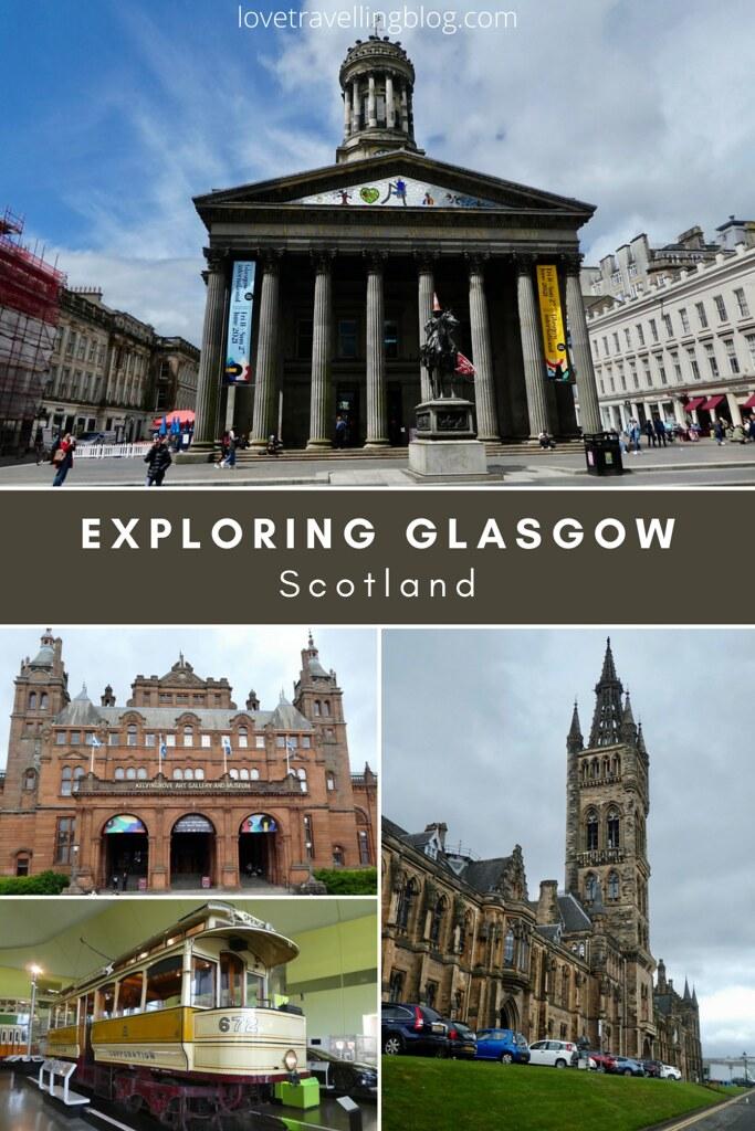 Exploring Glasgow, Scotland